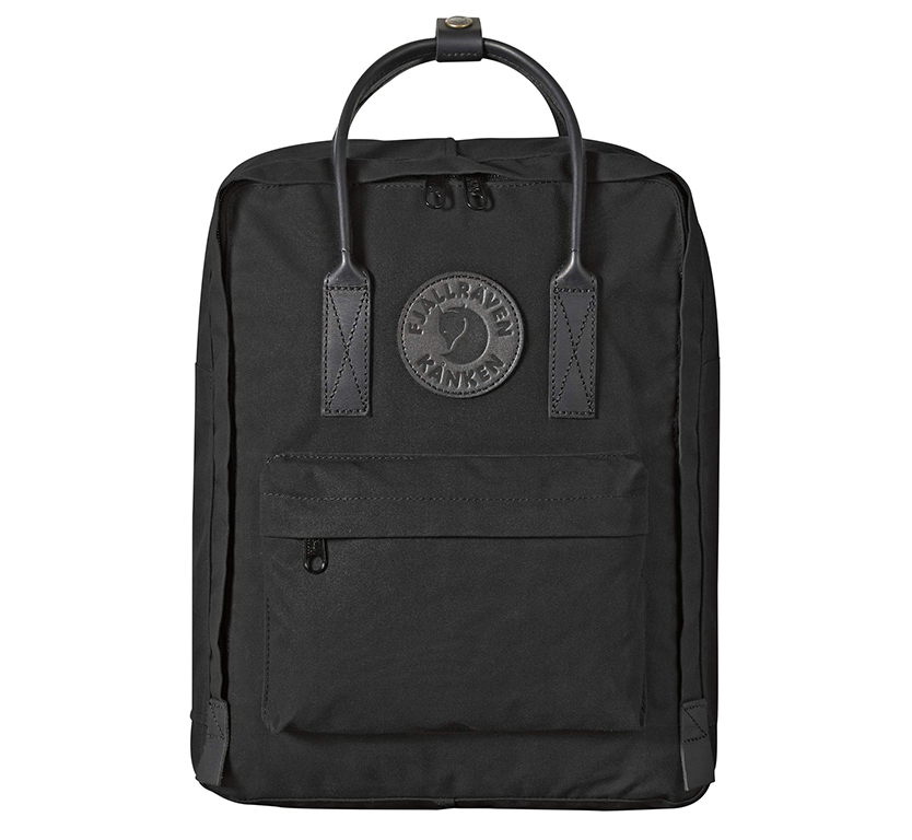 cd3327a51dec7 Kånken No.2 Mini – Black Edition | Fjallraven – Łowiecka Brać
